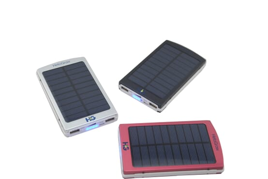 Hetogrow Solar Power Bank (6000 mAh)